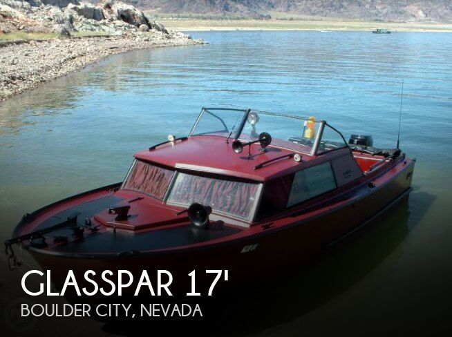 Used Glasspar Boats For Sale by owner   1960 Glasspar 17
