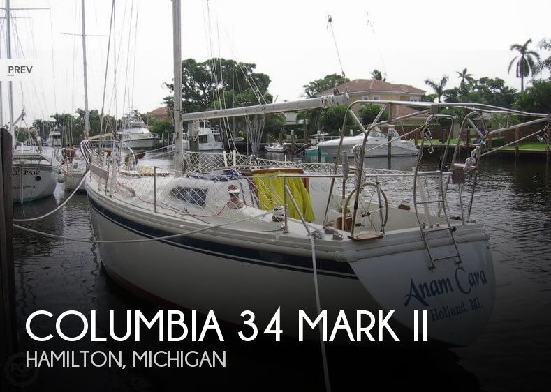 Used Columbia Boats For Sale by owner | 1971 Columbia 34