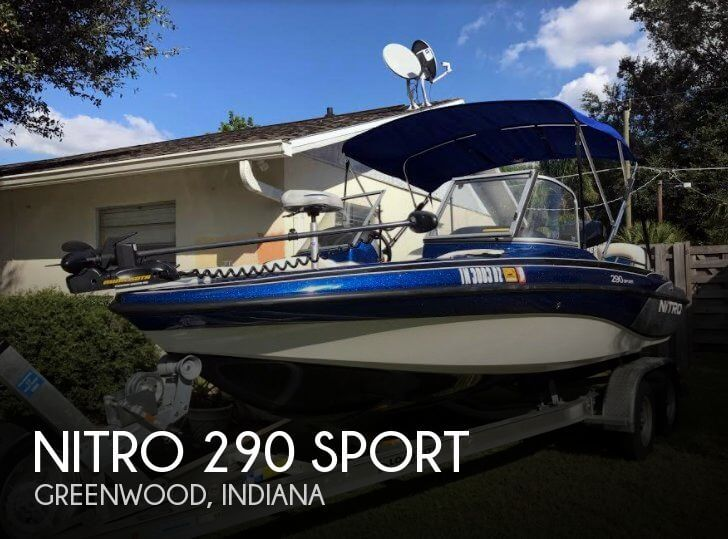 Used NITRO Boats For Sale by owner | 2009 Nitro 20