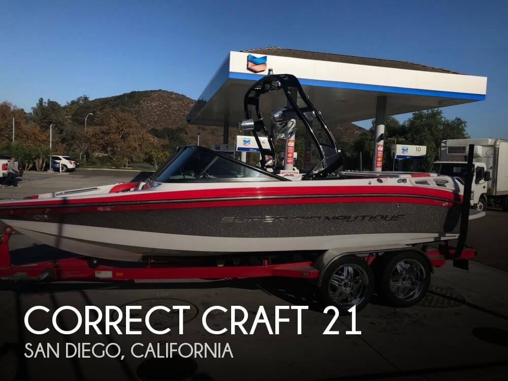 Used Boats For Sale in San Diego, California by owner | 2011 Correct Craft 21