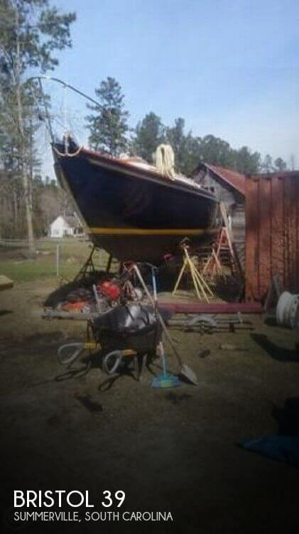 Used Bristol Boats For Sale by owner | 1969 Bristol 40