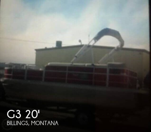 Used Boats For Sale in Montana by owner | 2016 G3 20