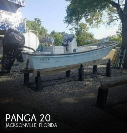 Used Panga Boats For Sale by owner | 2009 Panga 20