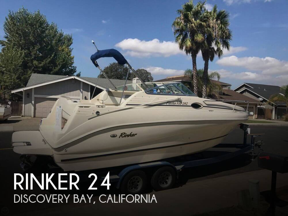 Used Rinker 24 Boats For Sale by owner | 2000 Rinker 24