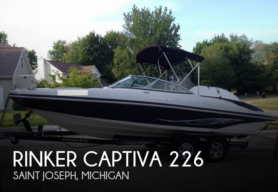 Used Rinker 23 Boats For Sale by owner | 2008 Rinker 23