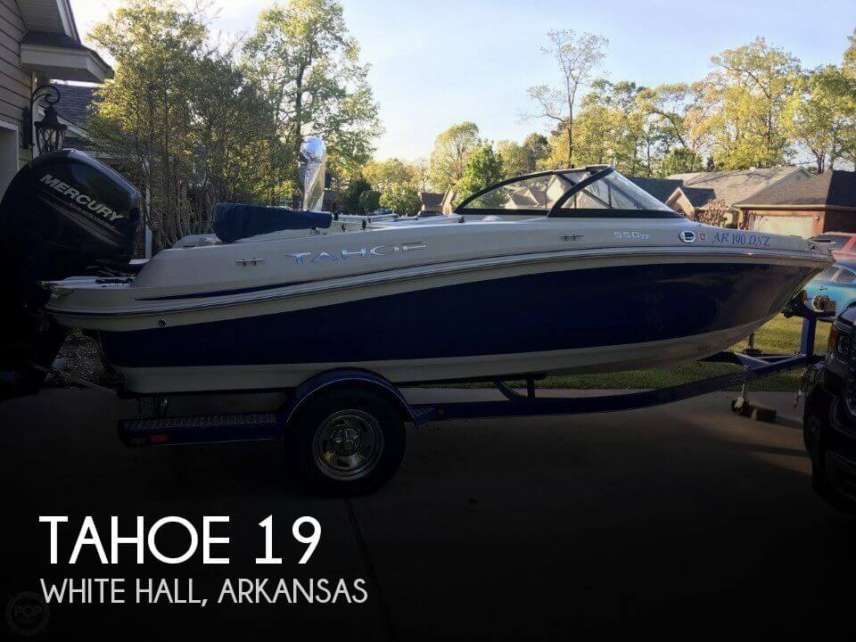 Used Boats For Sale by owner | 2016 Tahoe 19