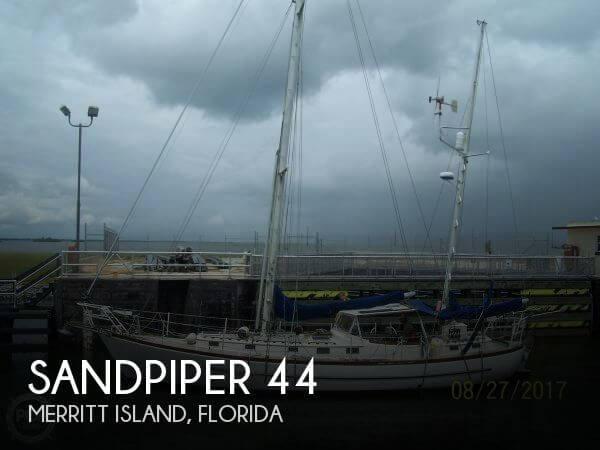 1979 Sandpiper 44
