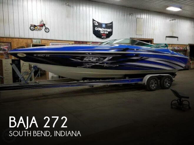 Used Boats For Sale in Fort Wayne, Indiana by owner | 1998 Baja 27