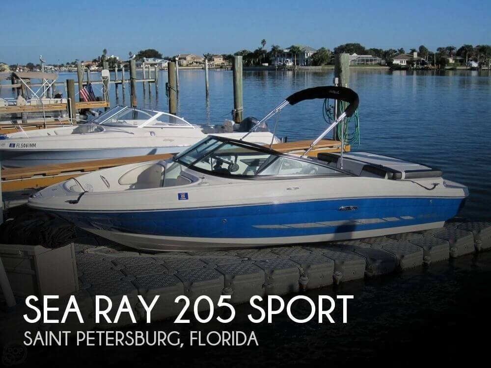 Used Sea Ray 21 Boats For Sale by owner | 2014 Sea Ray 21