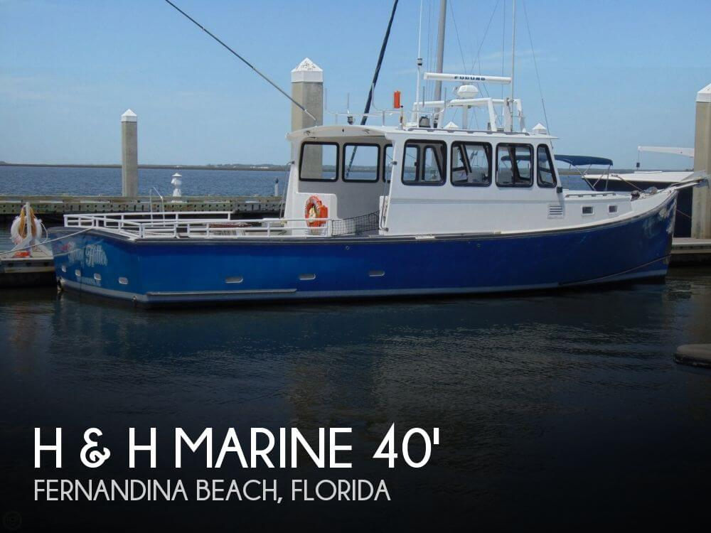 Used 40 Boats For Sale by owner | 2008 H & H Marine Osmond Beal 40