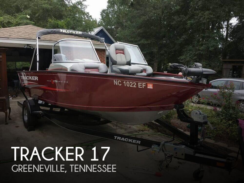 Used Boats For Sale in Johnson City, Tennessee by owner | 2016 Tracker 17