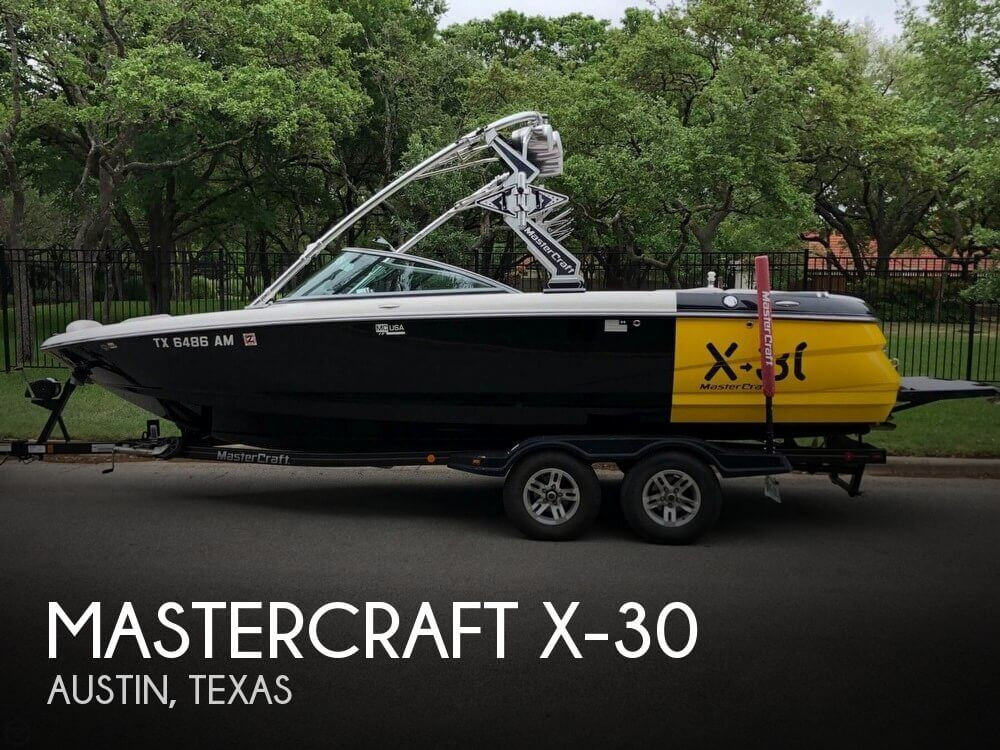 Used Boats For Sale in Austin, Texas by owner | 2007 Mastercraft 23
