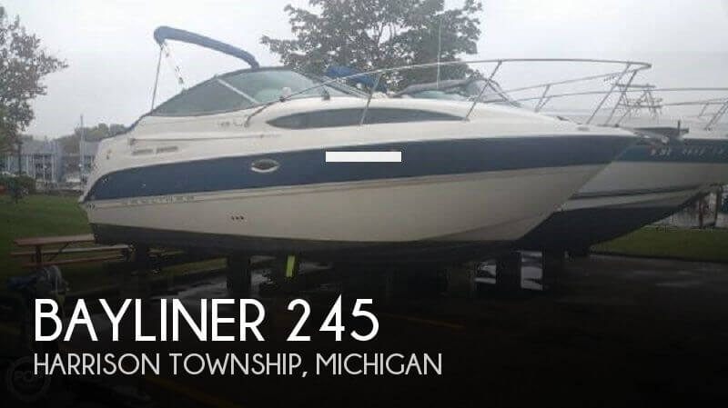 Used Bayliner Boats For Sale in Michigan by owner | 2007 Bayliner 24