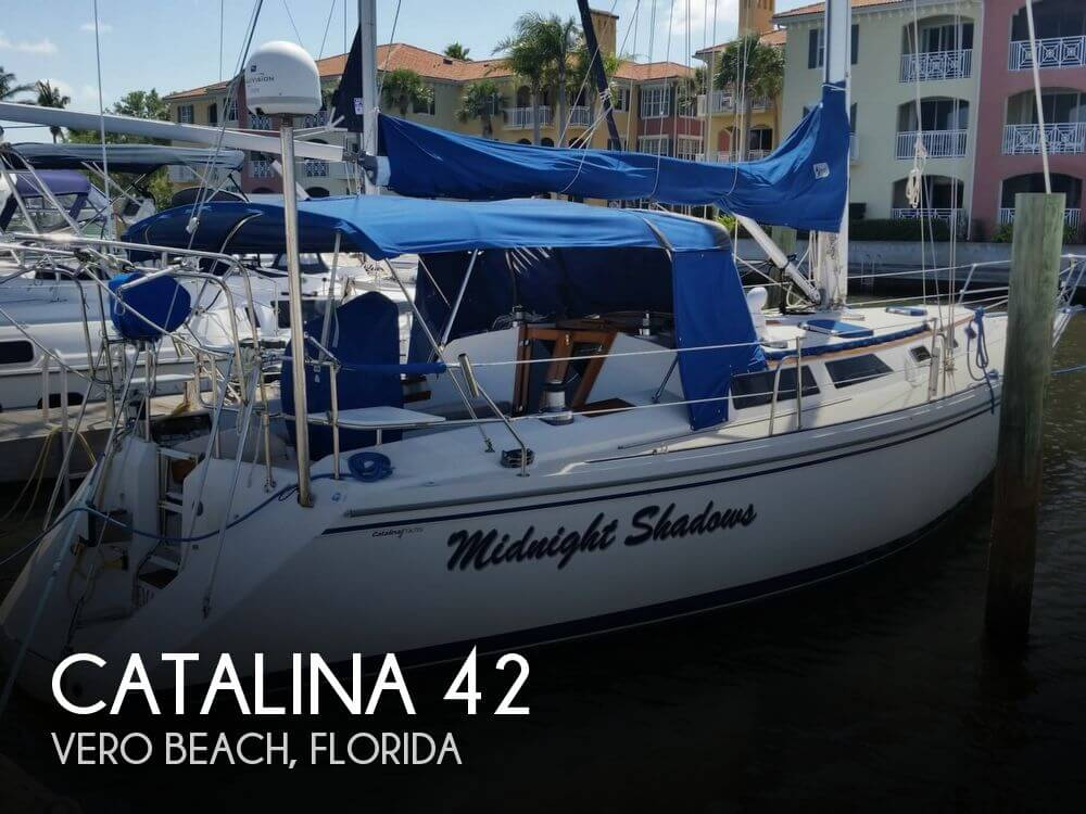 Used Catalina Sailboats For Sale by owner | 1989 Catalina 42