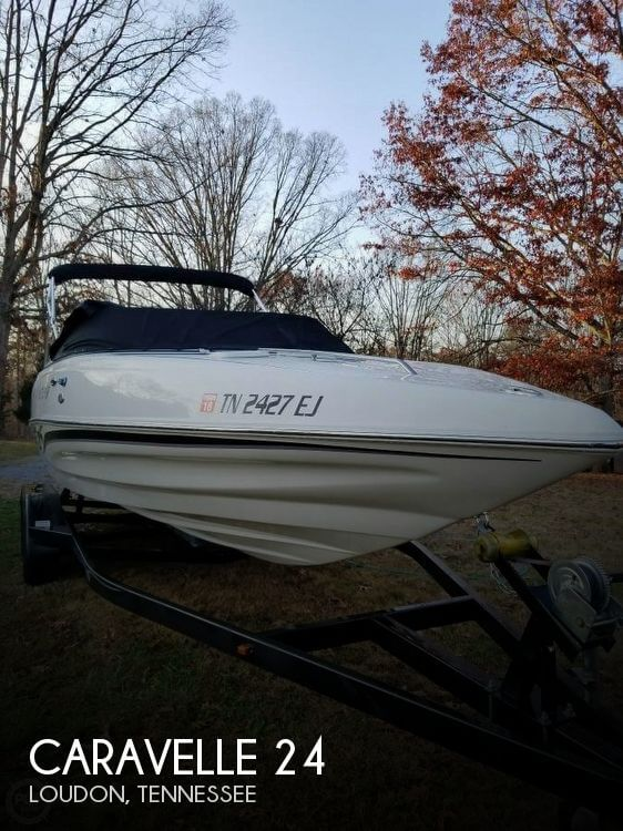 Used Boats For Sale in Chattanooga, Tennessee by owner | 2013 Caravelle 24