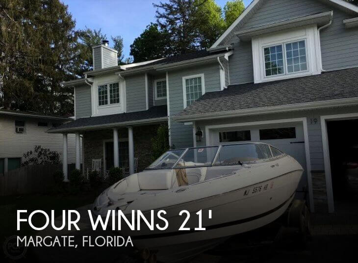 Used Four Winns Boats For Sale in Florida by owner | 2007 Four Winns 21