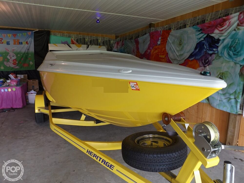 2008 Baja boat for sale, model of the boat is 20 Outlaw & Image # 2 of 40