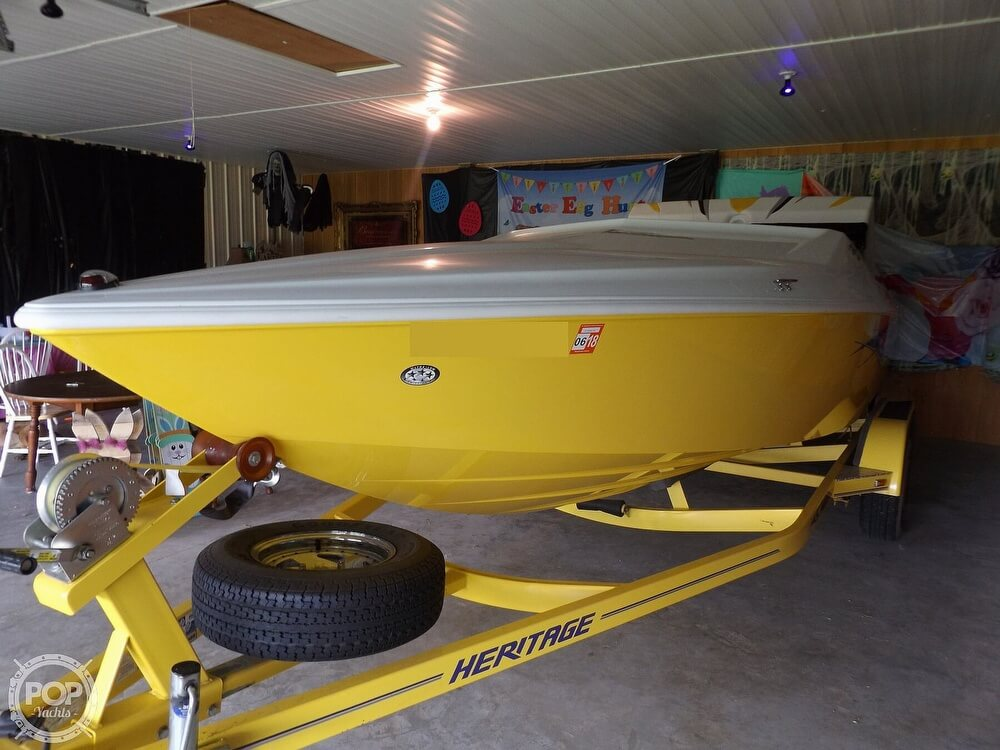 2008 Baja boat for sale, model of the boat is 20 Outlaw & Image # 3 of 40