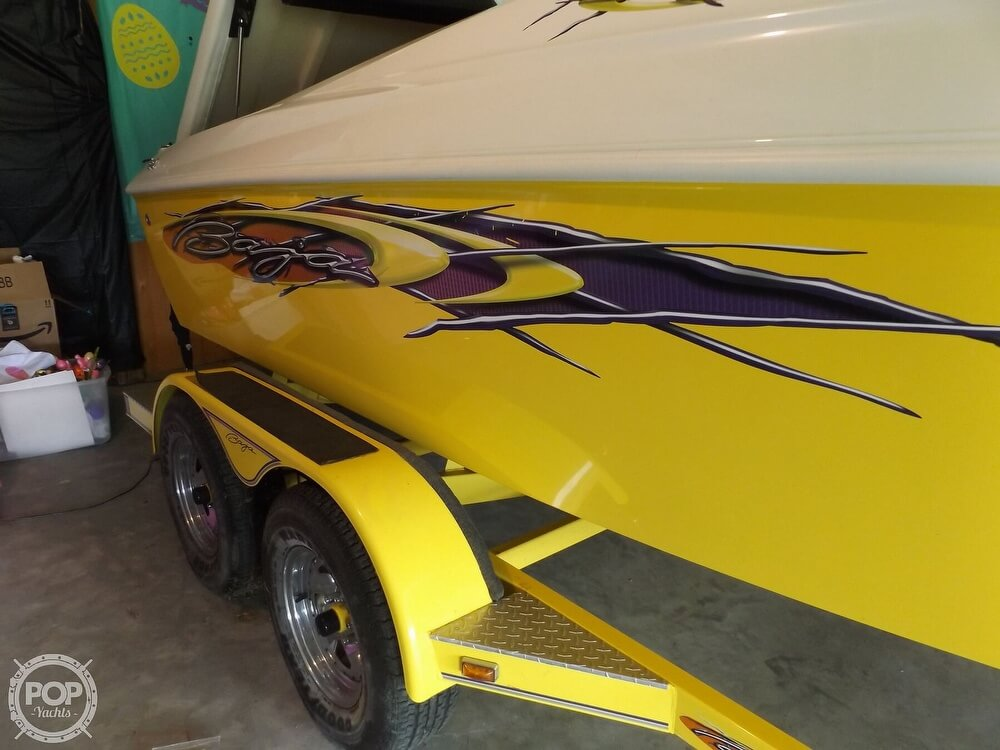 2008 Baja boat for sale, model of the boat is 20 Outlaw & Image # 4 of 41