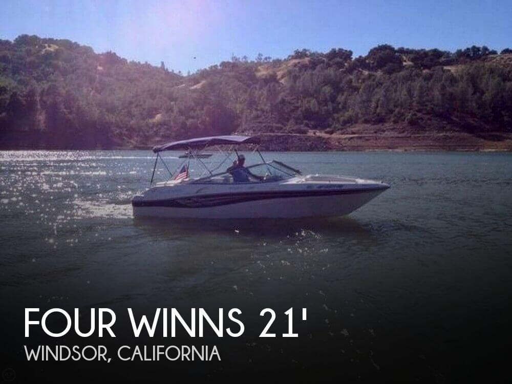 Used Four Winns 21 Boats For Sale by owner | 2001 Four Winns 21