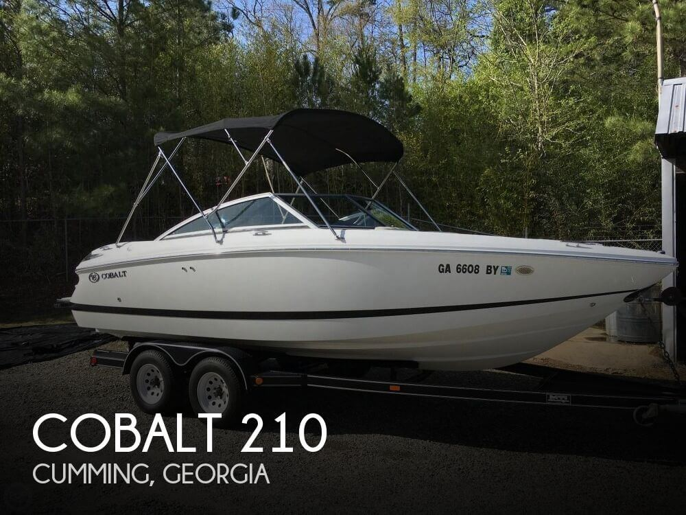 Used Boats For Sale by owner | 2010 Cobalt 20