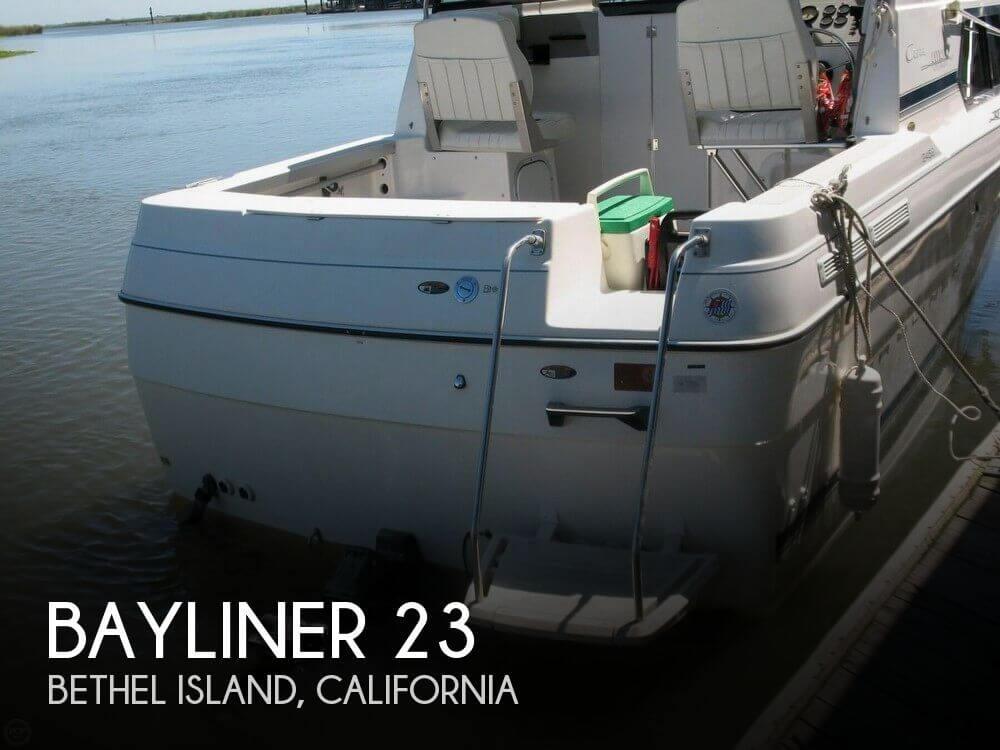 Used Bayliner Ski Boats For Sale in California by owner | 1999 Bayliner 23