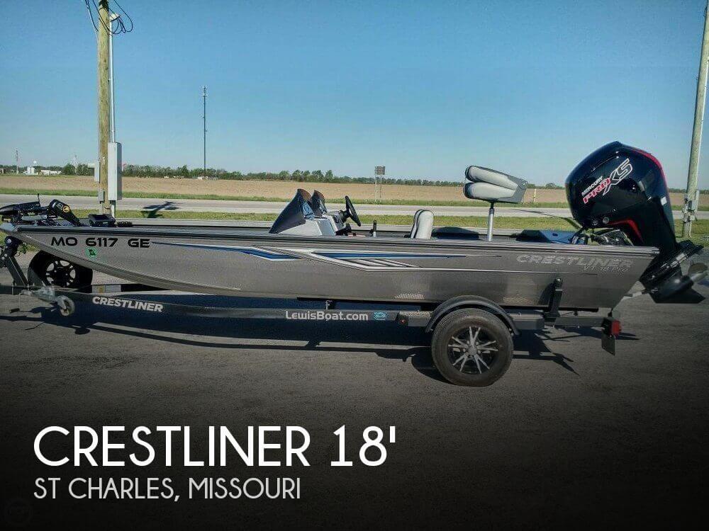 Used Crest Boats For Sale by owner   2016 Crestliner 18