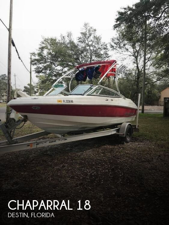 Used Chaparral 18 Boats For Sale by owner | 2008 Chaparral 18