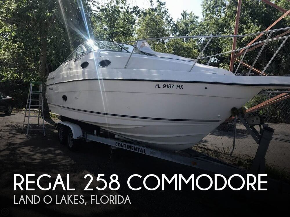 Used Regal 26 Boats For Sale by owner | 1996 Regal 26