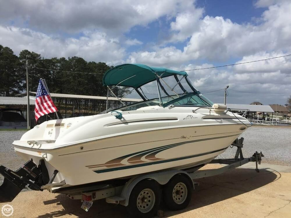 1997 Sea Ray 215 Express Cruiser For Sale