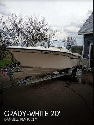 Used Boats For Sale in Lexington, Kentucky by owner   2004 Grady-White 20
