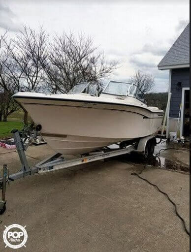 Grady-White 205 Tournament, 20', for sale