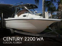 2005 Century 2200 WA
