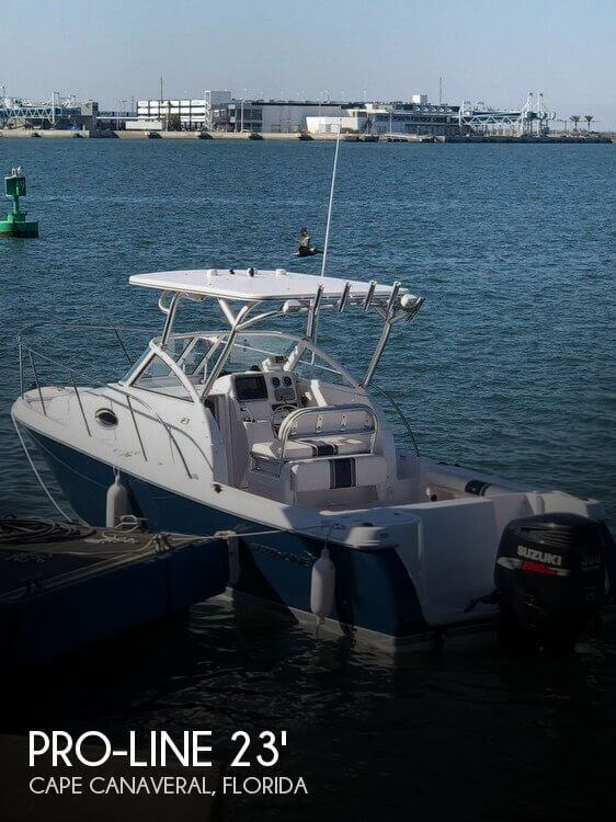 Used Pro-Line Boats For Sale by owner | 2009 Pro-Line 23
