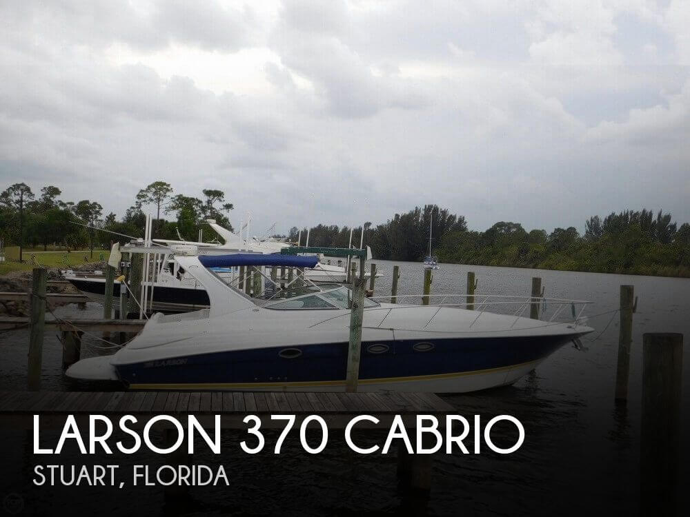 Used Larson Boats For Sale by owner | 2005 Larson 37