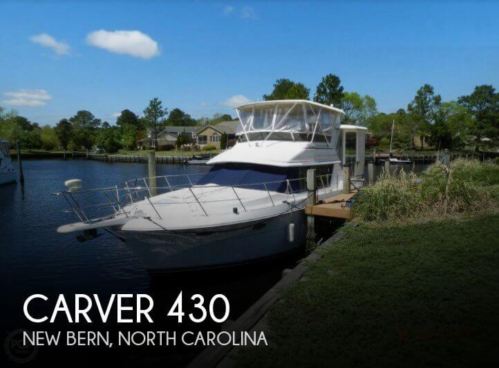 Used Boats For Sale in Rocky Mount, North Carolina by owner | 1996 Carver 43