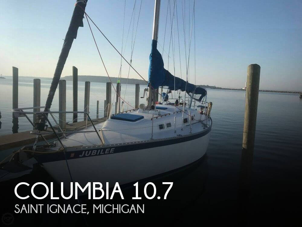 Used Columbia Boats For Sale by owner | 1978 Columbia 35