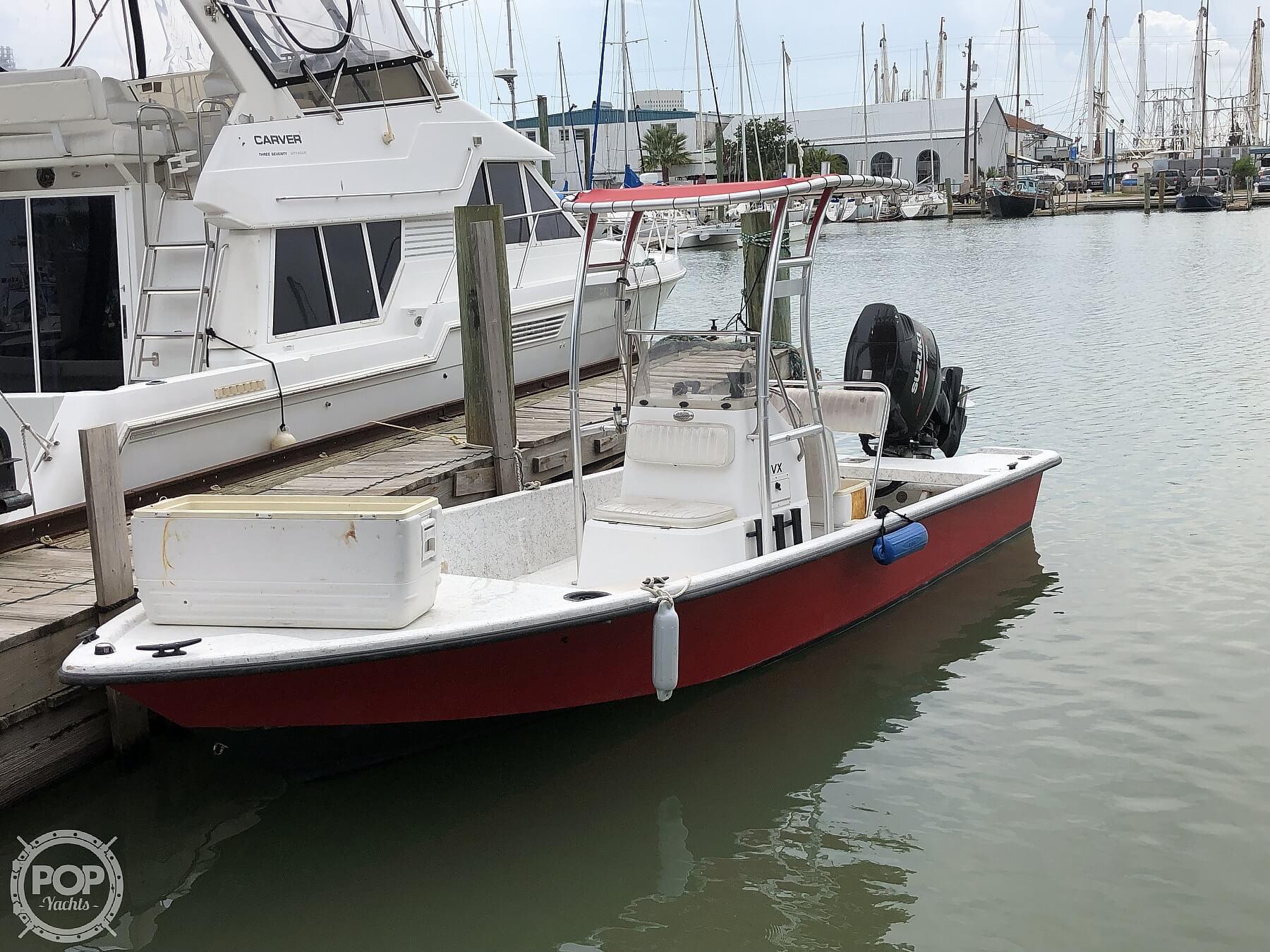 Sold Kenner 21vx Boat In Galveston Tx 149562