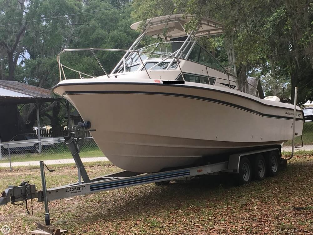 Sailfish 25 Sport Bridge
