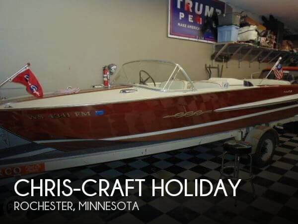 Used Chris Craft Ski Boats For Sale by owner | 1962 Chris-Craft 21