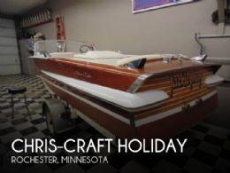 1964 Chris-Craft Holiday