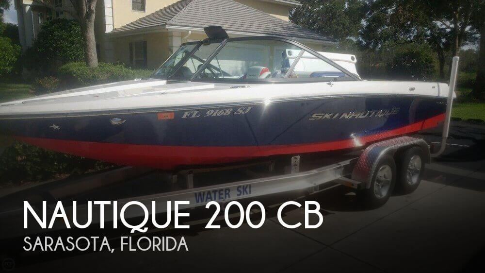 Used Nautique Boats For Sale by owner | 2016 Nautique 20