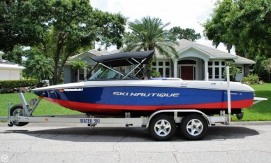Nautique 200 Closed Bow Coastal Edition, 21', for sale - $68,000