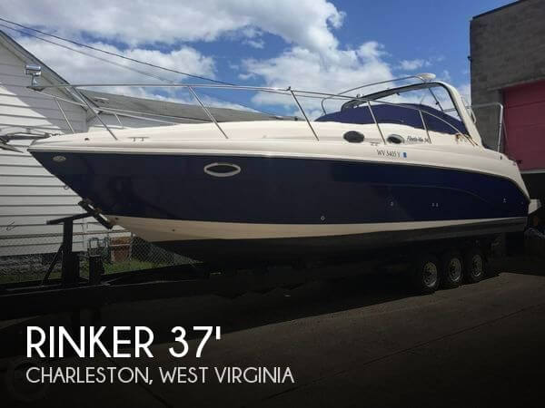 Used Power boats For Sale in West Virginia by owner | 2004 Rinker 37