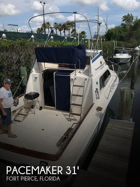 Used Pacemaker Boats For Sale by owner | 1989 Pacemaker 31