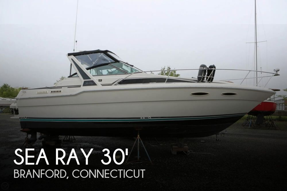 1986 SEA RAY 300 SUNDANCER for sale