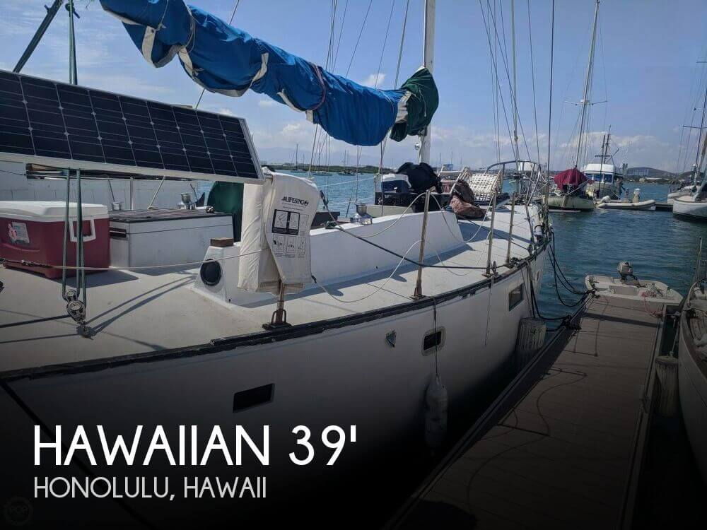 Used Boats For Sale in Honolulu, Hawaii by owner | 2000 Custom 39