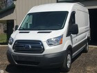 2017 Transit 250 MR CARGO VAN CONVERSION Custom