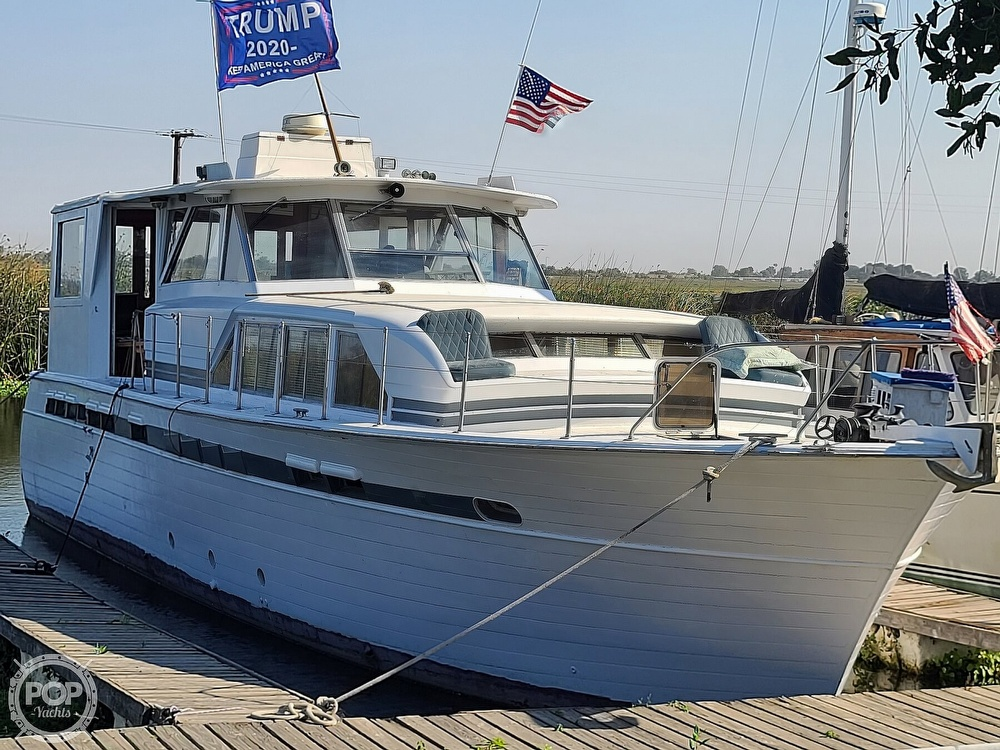 1965 Chris Craft boat for sale, model of the boat is Constellation 54 & Image # 17 of 40