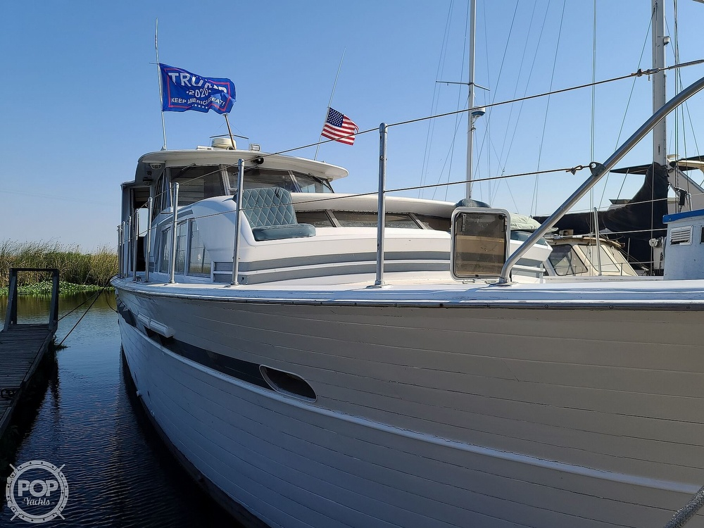 1965 Chris Craft boat for sale, model of the boat is Constellation 54 & Image # 18 of 40
